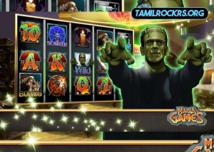 Slot Ruby Game Dr. Frankenstein 2020